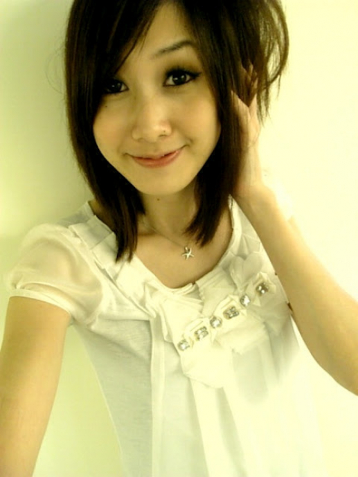 辣妹模特兒 Sandy from Taiwan